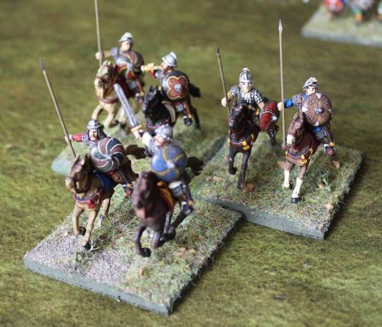 Cavalerie caro